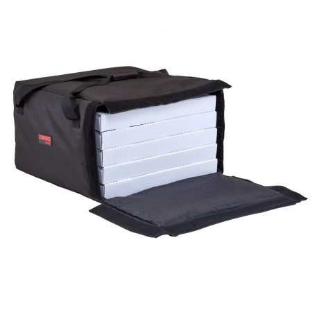 Cambro Large Pizza GoBag (open)