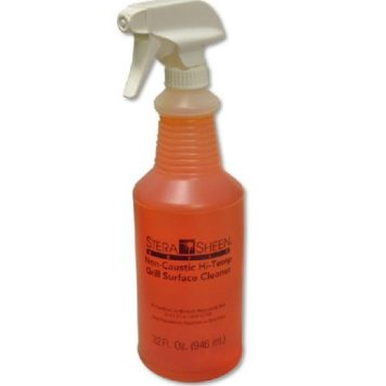 High Temperature Grill Cleaner