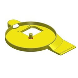Quality Fry Carrousel Tray