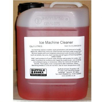 Ice Machine Descaling Solution