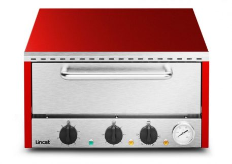 Lynx400 Pizza Deck Oven - Red - Top