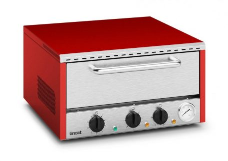 Lynx400 Pizza Deck Oven - Red - Left