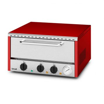Lynx400 Pizza Deck Oven - Red