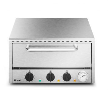 Lynx400 Pizza Deck Oven - Stainless Steel