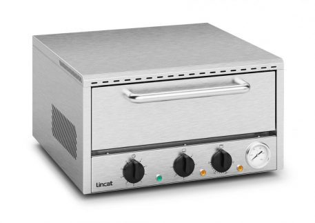 Lynx400 Pizza Deck Oven - Stainless Steel - Left